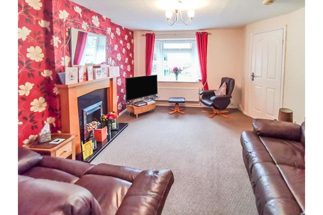 Lounge of Berrywood Gardens, Hedge End, Southampton SO30