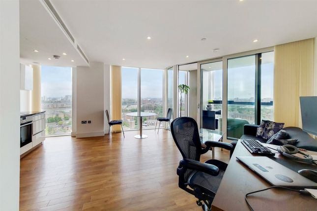 1 bed flat for sale in Surrey Quays Road, Canada Water, London SE16