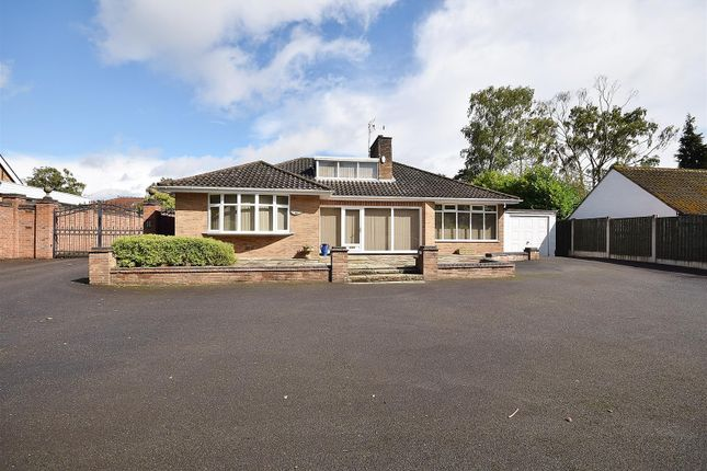 Thumbnail Detached bungalow for sale in Nottingham Road, Ravenshead, Nottingham