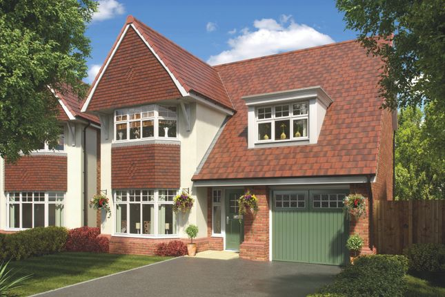 Thumbnail Detached house for sale in Tunnel Road, Nuneaton