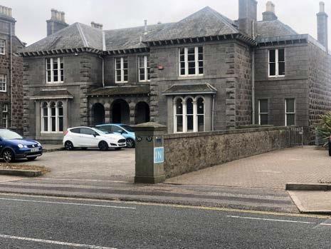 Thumbnail Office for sale in 35 & 36 Albyn Place, Aberdeen, Aberdeenshire