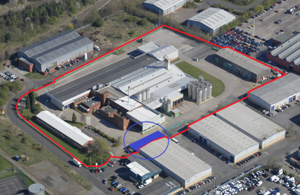 Thumbnail Industrial to let in Front Warehouse, Benton Business Park, Whitley Road, Newcastle Upon Tyne