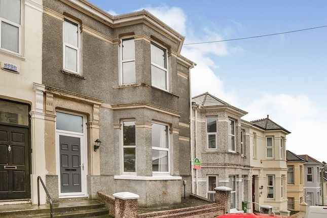 Thumbnail Terraced house to rent in Ivydale Road, Plymouth