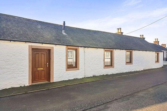 Thumbnail Bungalow to rent in High Road, Hightae, Lockerbie