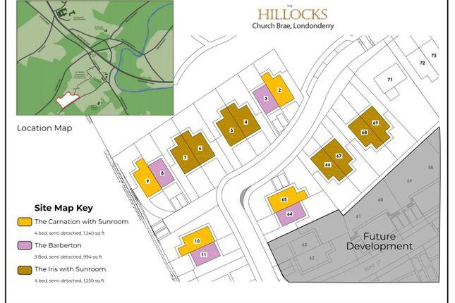 The Hillocks Site Plan 2020
