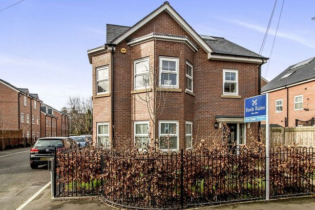 Thumbnail Detached house for sale in Clifton Avenue, Fallowfield, Manchester