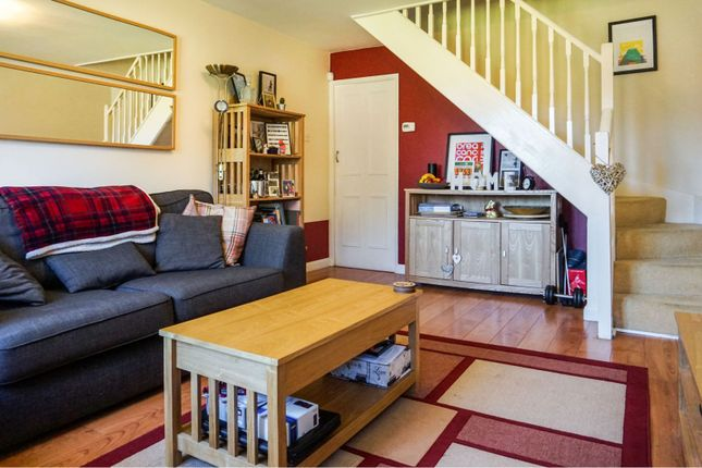 Thumbnail 2 bed terraced house to rent in Cresswell Close, St Mellons
