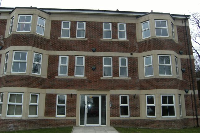 Thumbnail Flat to rent in Moss Side, Gateshead