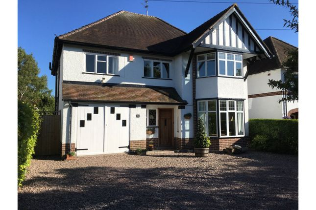 4 bed detached house for sale in Earlsway, Curzon Park, Chester CH4
