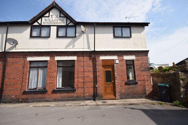 Thumbnail Flat to rent in High Street, Cefn Mawr