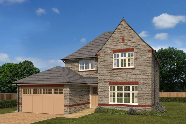 """Thumbnail Detached house for sale in """"Welwyn+"""" at Cowbridge Road, St. Nicholas, Cardiff"""