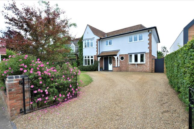 Thumbnail Detached house for sale in Eaton Road, Norwich