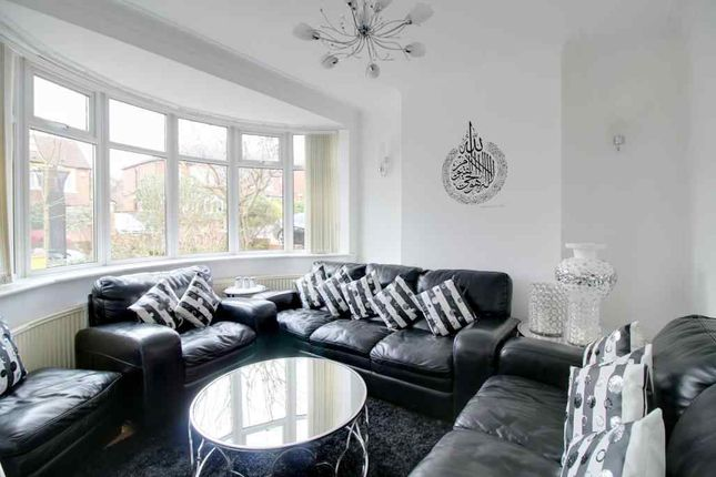 Living Room Of Kingswood Grove, Moortown, Leeds LS8
