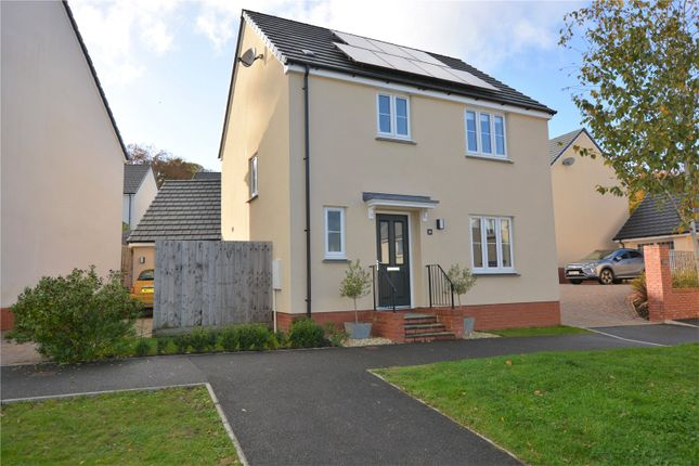 3 bed detached house for sale in Elizabeth Penton Way, Bampton, Tiverton, Devon EX16