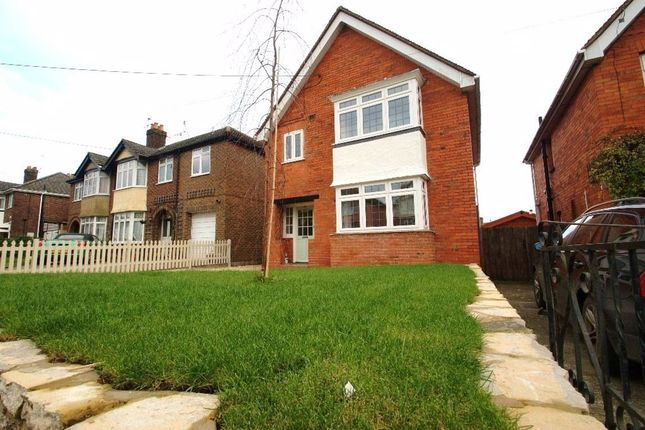 Thumbnail Detached house to rent in Millway Road, Andover