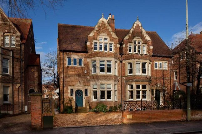 Thumbnail Semi-detached house for sale in St. Margarets Road, Oxford