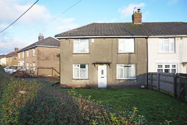 Thumbnail Semi-detached house for sale in Trosnant Crescent, Penybryn, Hengoed