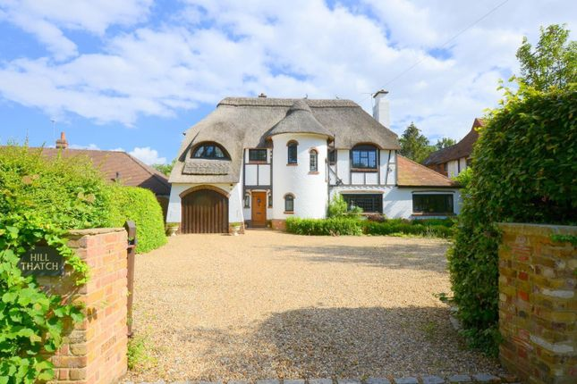 4 bed detached house for sale in The Highlands, East Horsley KT24