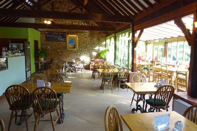 Thumbnail Restaurant/cafe to let in Thorpe Market Road, Roughton