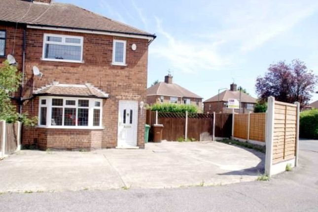 Thumbnail Semi-detached house to rent in Knole Road, Wollaton, Nottingham