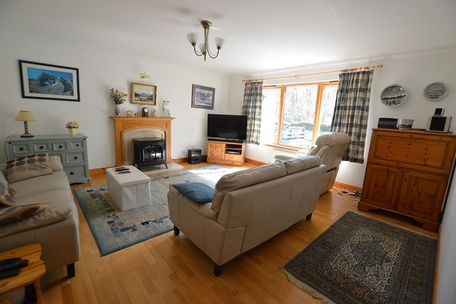 Lounge of 3 Kilmore Road, Drumnadrochit, Inverness. IV63