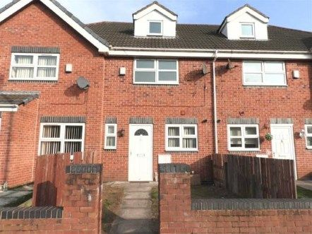 Thumbnail Terraced house for sale in Bolton Avenue, Liverpool, Merseyside, Uk