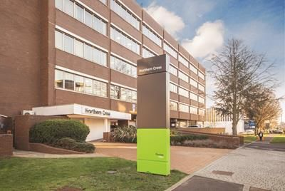 Thumbnail Office to let in Suites A, C & D, Northern Cross, Basing View, Basingstoke, Hampshire