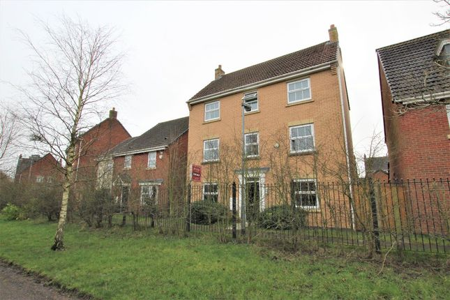 Thumbnail Detached house for sale in Salhouse Gardens, Thatto Heath, St. Helens