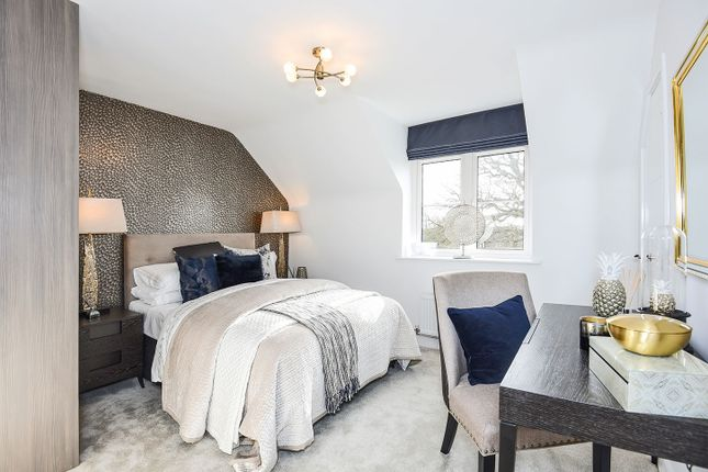 "5 bedroom detached house for sale in ""The Oak"" at Copsewood, Wokingham"