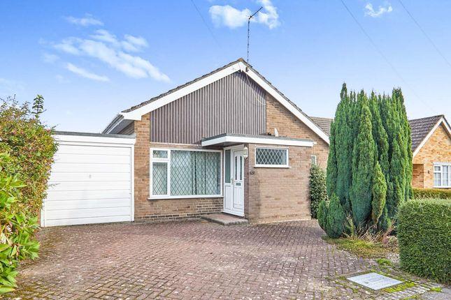 Thumbnail Detached bungalow for sale in Arden Road, Barton Under Needwood, Burton-On-Trent