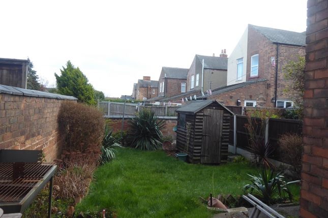 Rear Garden of Station Road, Long Eaton, Nottingham NG10