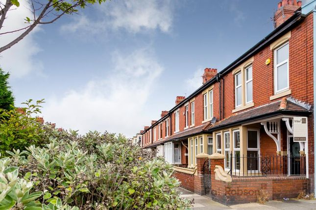 Thumbnail End terrace house for sale in Norwood Avenue, Heaton, Newcastle Upon Tyne