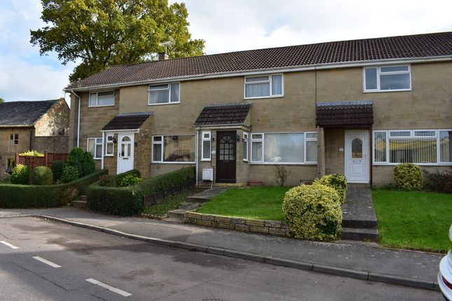 Thumbnail Terraced house to rent in Marwin Close, Martock