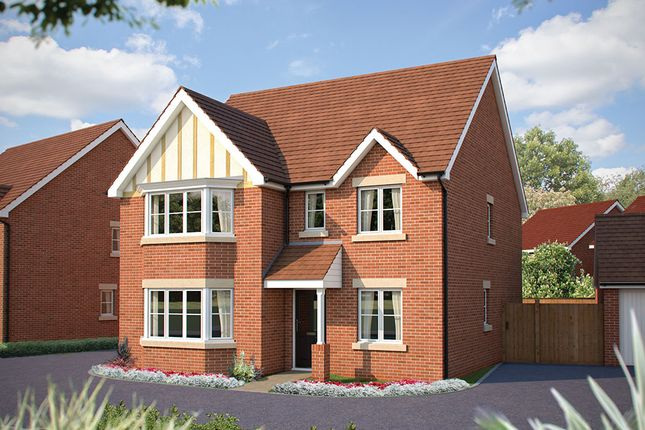 """Thumbnail Detached house for sale in """"The Oxford"""" at Beverley Grove, Bedford"""