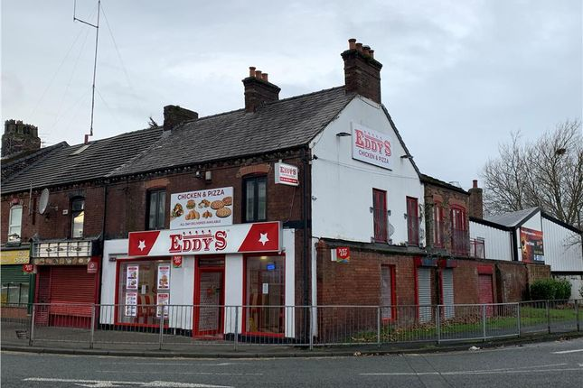 Thumbnail Commercial property for sale in 85-87, Victoria Road, Widnes, Cheshire