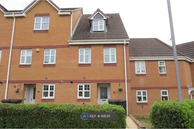 Thumbnail Terraced house to rent in Wisteria Way, Nuneaton