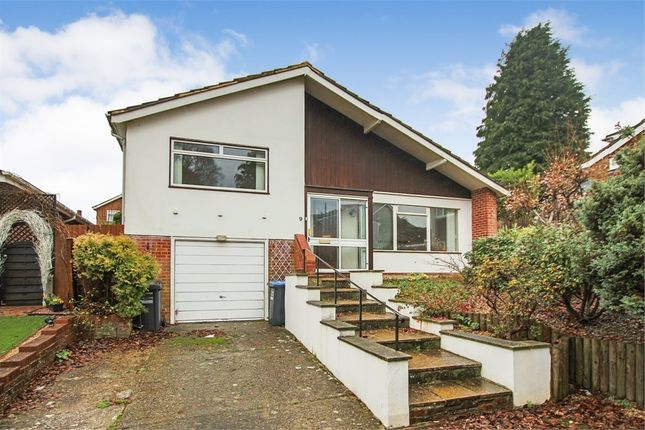Thumbnail Detached bungalow for sale in 9 Gleave Close, East Grinstead, West Sussex