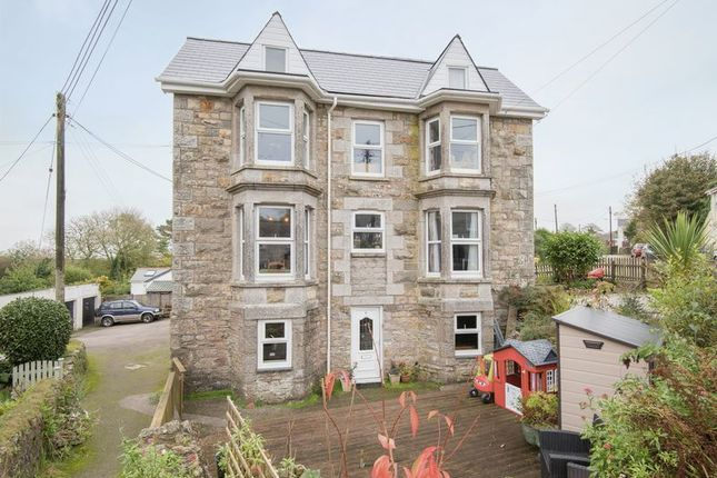 Thumbnail Maisonette for sale in The Square, Stithians, Truro