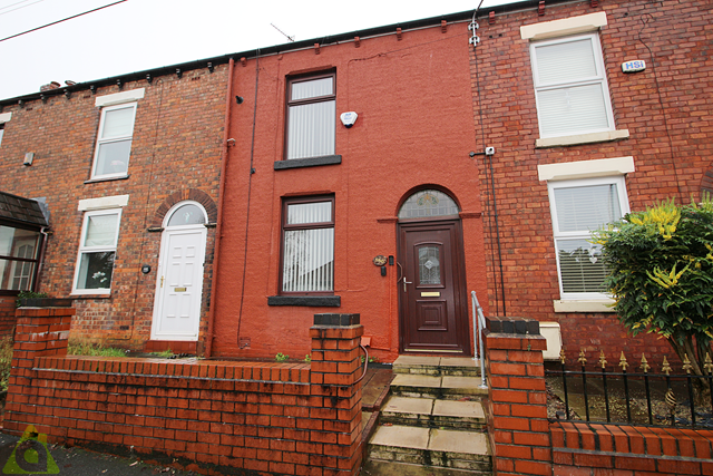 Front Aspect of Bolton Road, Westhoughton BL5