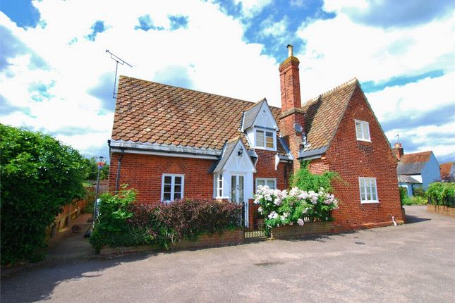 Thumbnail End terrace house for sale in School Mews, Coggeshall, Essex