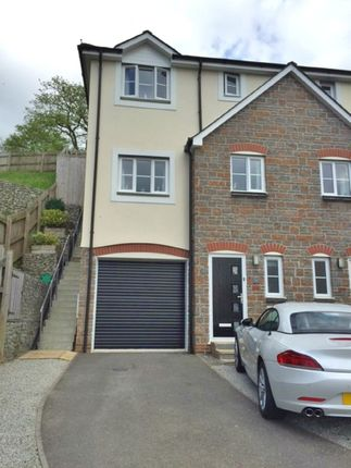 Thumbnail Semi-detached house to rent in Kel Avon Close, Truro