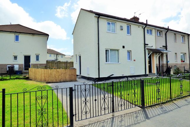 Thumbnail Semi-detached house for sale in Venice Avenue, Burnley