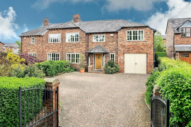 Thumbnail Semi-detached house for sale in Crouchley Lane, Lymm