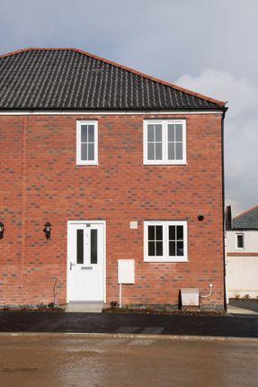 2 bed semi-detached house for sale in Gilliflower Place, Liskeard