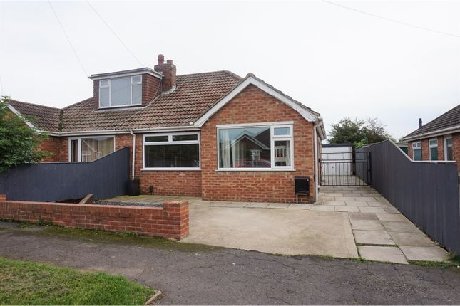 Thumbnail Semi-detached bungalow for sale in St. Christophers Road, Humberston
