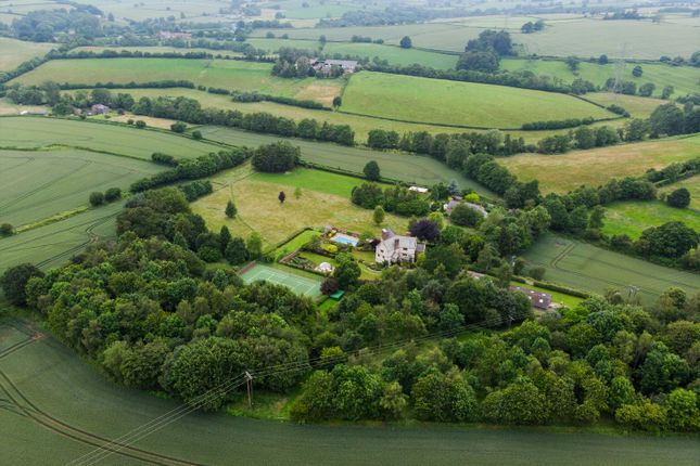 Thumbnail Detached house for sale in Goodrich, Ross-On-Wye, Herefordshire HR9.