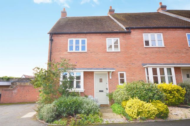 Thumbnail End terrace house for sale in Honeybourne Road, Bidford-On-Avon, Alcester