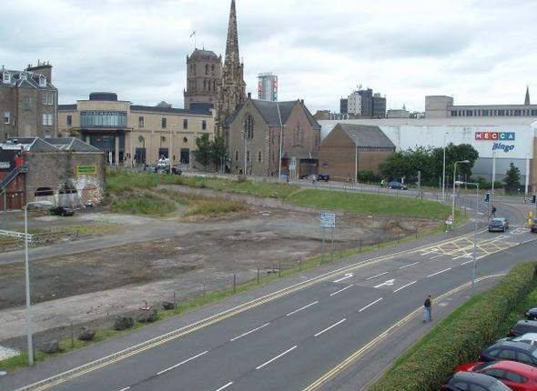 Land for sale in Greenmarket, Dundee