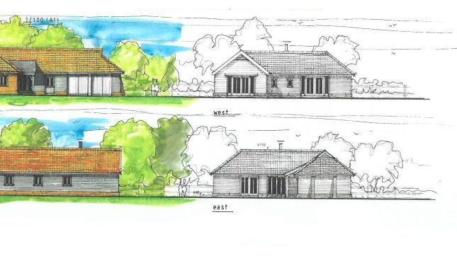 4 bed detached bungalow for sale in Hadleigh, Ipswich, Suffolk IP7