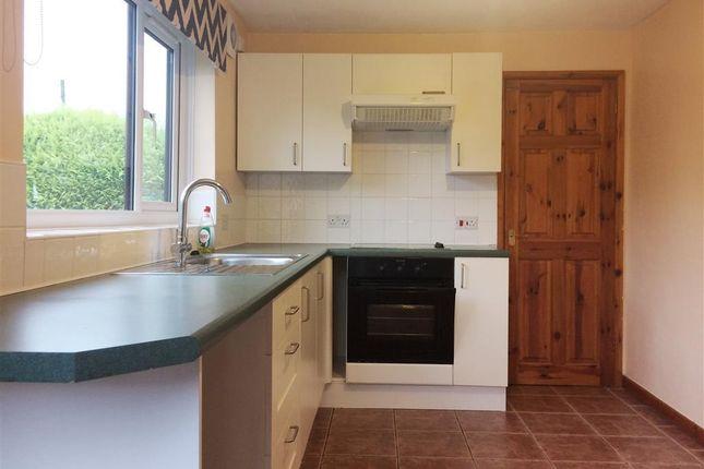 Thumbnail Bungalow to rent in Haydon, Taunton